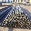 直埋式聚氨酯保溫管 DN50/60聚氨酯鋼塑複合保溫管溫州