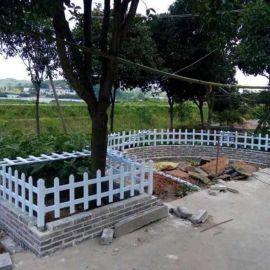 吉林吉林塑钢pvc护栏厂 pvc草坪栅栏厂家