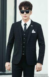 韩版西服批发秋冬季中高端品牌西装 厂家直销现货
