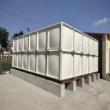 玻璃钢保温水箱 工地屋顶用玻璃钢膨胀水箱