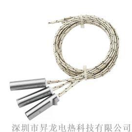 單頭加熱管發熱管模具幹燒型電熱管加熱棒電熱棒