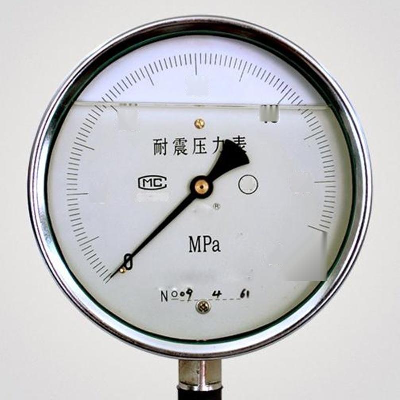 Y(N)-BF系列全不鏽鋼壓力錶