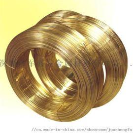 C2600黄铜棒 黄铜卷带 黄铜箔 黄铜管