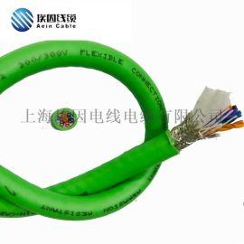 【上海埃因】ROBOT-CY-TP耐磨抗拉耐油电缆