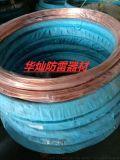 銅包鋼圓線防雷接地銅覆鋼圓線廠家直銷-首選華燦