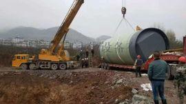 吐鲁番一体化污水提升泵站