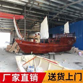 东营景观海盗船工艺景观船质量好