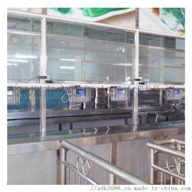 重庆二维码售饭机批发 扫码售饭饭堂充值二维码售饭机