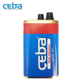 4LR25碱性电池路障灯6V一次性环保干电池