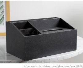 订制家用客厅桌面多功能收纳盒