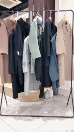 雅曼苏羊绒大衣双面呢品牌折扣