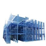 阁楼式仓储货架,平台式仓库货架系统