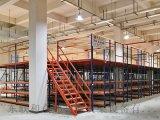 江門重型貨架倉儲架多層大型倉庫貨架橫樑式置物架