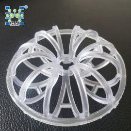 95mmPVC泰勒花环填料 聚氯乙烯泰勒花环填料