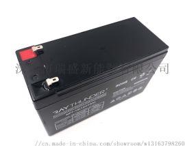 12V7AH铅酸电池 儿童玩具电池 电动车电池