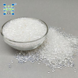 大量供应白色细孔球形矽膠 白胶 透明矽膠 4*8目