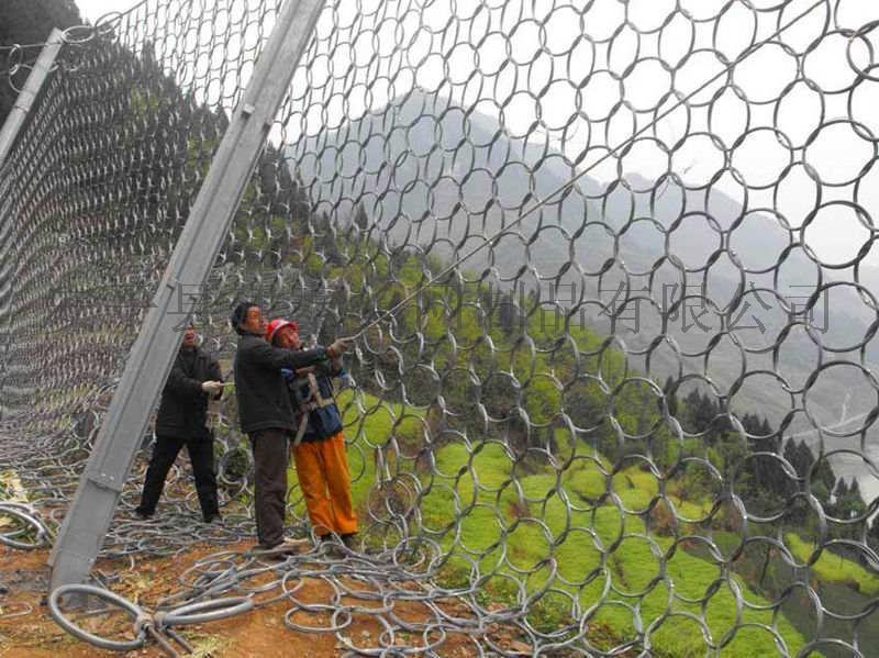 sns被动边坡防护网厂家 边坡防护网厂家