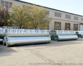焊接不锈钢风管螺旋风管