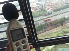 西安隔音定制铝合金门窗 隔音窗降噪如何承诺效果
