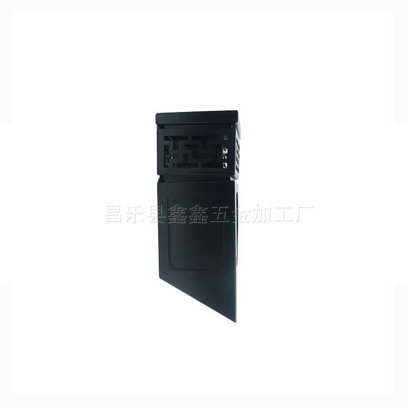 厂家供应中式烟囱帽 铝合金锌合金安装方法