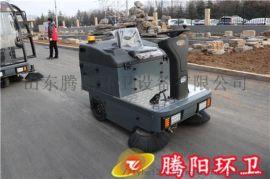 腾阳电动驾驶式扫地车应用场所