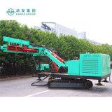 HFSF180A履带式工程钻机