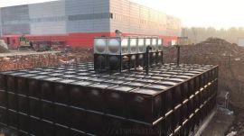 地埋式一体化消防水箱 方形箱泵厂家