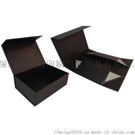 高檔燙金摺疊禮盒定做 毛巾浴巾禮盒護膚套裝禮盒定製