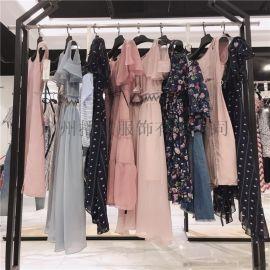 2020 欧时力品牌折扣女装走份 快手直播女装一手货源