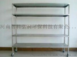 平放式饲养鼠笼架-不锈钢鼠笼架-平放式鼠笼
