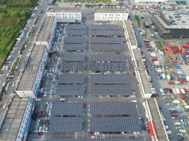 斯帝特EPC承建分布式光伏發電項目