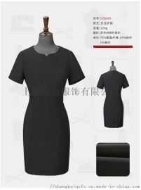 上海红万西裤服装 西裙定制 女连衣裙定制工装裙