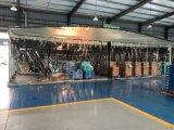 佛山移动雨棚大型仓库折叠帐篷伸缩大排档雨棚