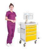 SKR801(B)移动式护理工作站 病人推车