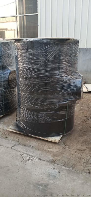 管线钢对焊三通、X65对焊三通、大口径三通