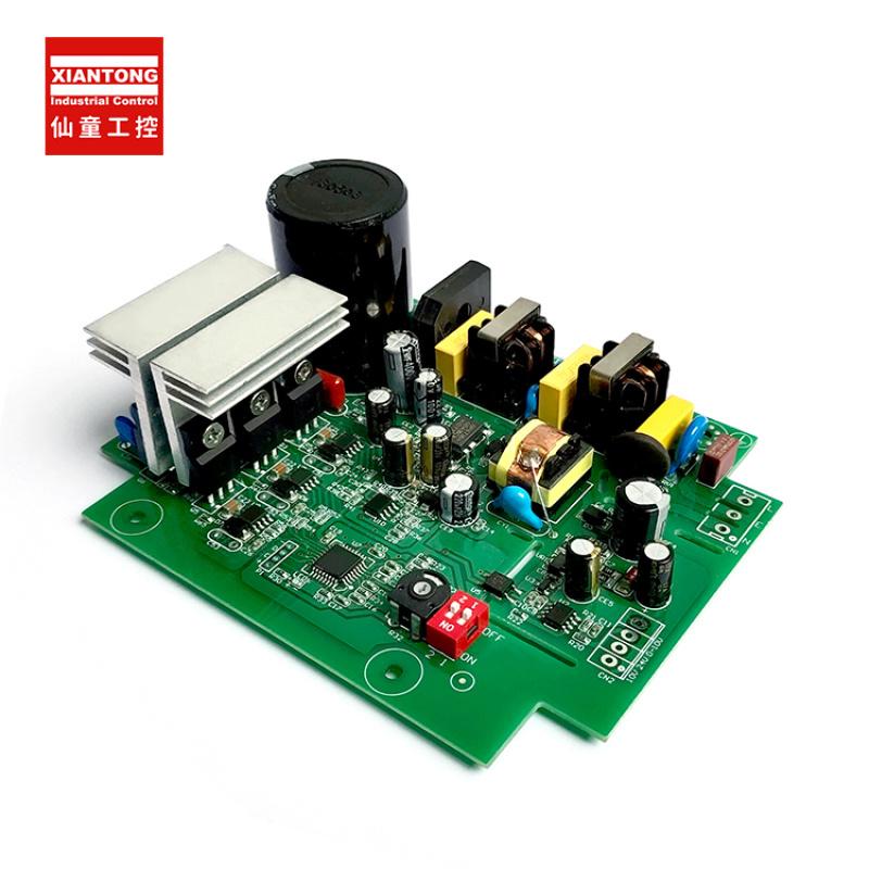 管道抽风机驱动板pcb电路板设计管道排气扇控制板