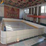 直供冰球场界墙 可拆卸冰球队专用围栏板墙