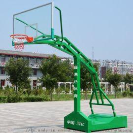 凹箱篮球架 移动固定篮球架 比赛篮球架