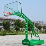 凹箱籃球架 移動固定籃球架 比賽籃球架