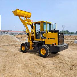 小型装载机 全新多功能92**轮驱动铲车