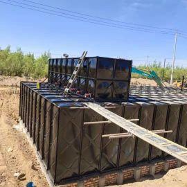 地埋式消防一体化水箱内泵房常见问题解析