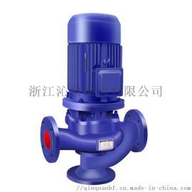 沁泉 GW32-12-15-1.1不锈钢管道排污泵