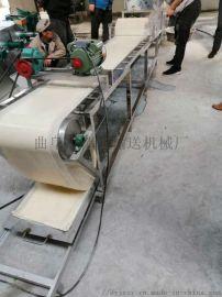 腐竹豆皮机 高产量豆制品加工设备 都用机械豆皮机器