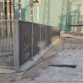 电力绝缘护栏 电力安全警示围栏