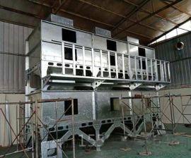 邹平伟航**催化燃烧设备无泵水幕汽车烤漆房干式打磨吸尘柜