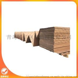 青岛三信纸箱厂教您检测瓦楞纸箱得标准 青岛食品纸箱