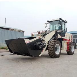 生产混凝土搅拌铲斗 装载机式搅拌机 铲车式搅拌斗