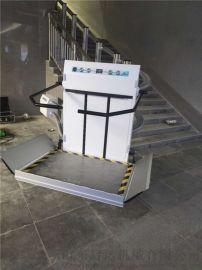 地下通道爬楼设施残疾人家用电梯青海斜挂无障碍电梯