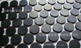 黑色硅胶垫可带双面胶背胶 缓冲减震防撞防滑垫