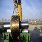 軸承式鑄鋼2.3米單筒冷卻機託輪